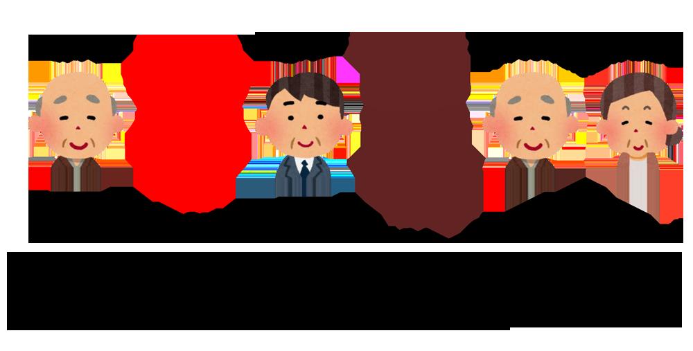 民事信託図